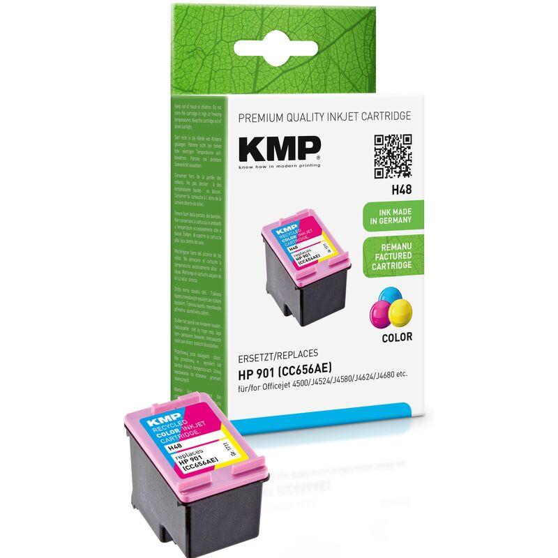 kmp tinte h48 color ersetzt hp 901 cc656ae 13 99. Black Bedroom Furniture Sets. Home Design Ideas